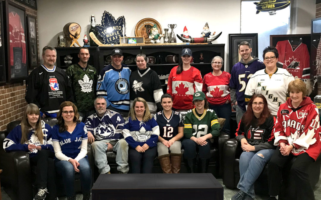 Jersey Day 2017