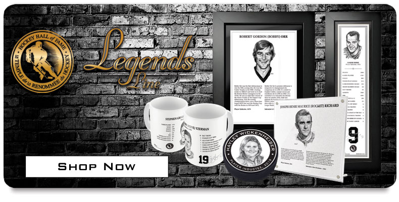 HHOF Legends Line